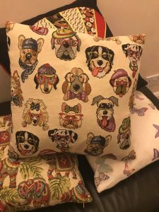 Various Handmade Cushions
